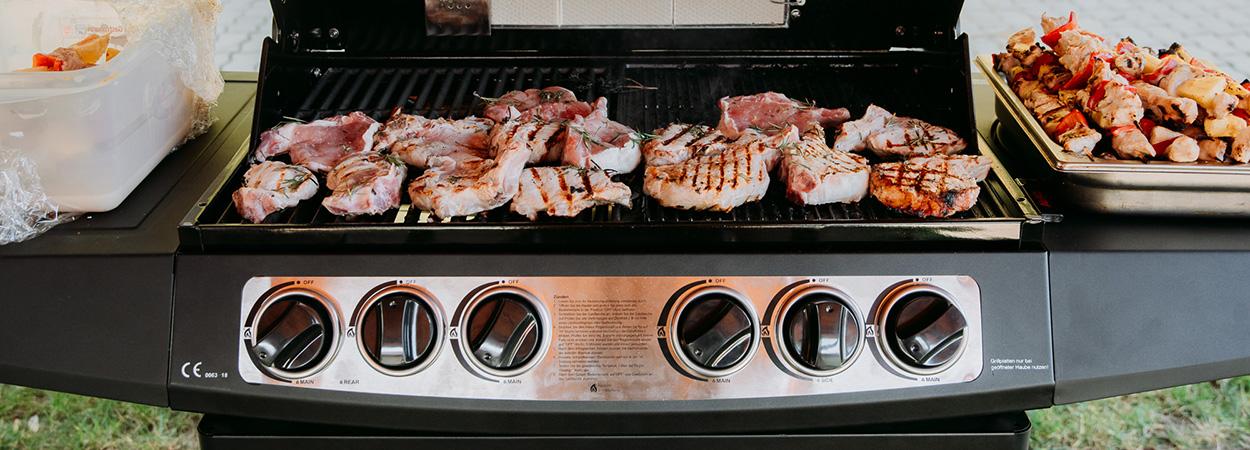 11 корисних порад щодо приготування страв на грилях Masport