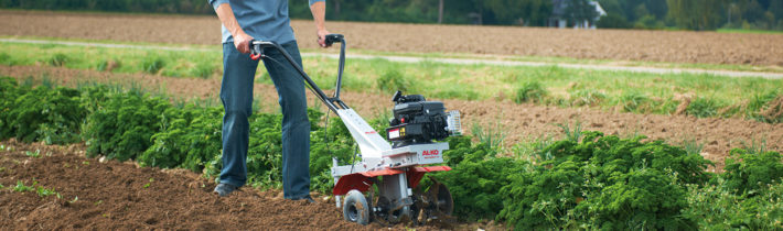 Весенняя перекопка: как улучшить садовый грунт с помощью культиваторов AL-KO