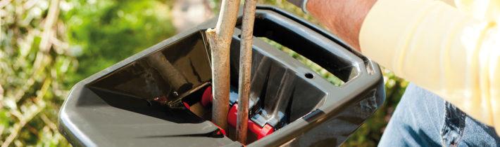 Обрезка сада с AL-KO: как получить компост или мульчу из веток