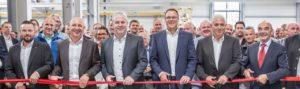У німецькому місті Єттінген-Шеппах відкрито новий виробничий цех AL-KO