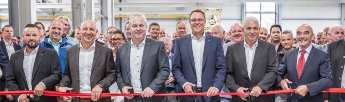 В немецком городе Еттинген-Шеппах открыт новый производственный цех AL-KO