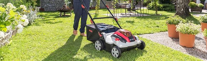 Полезные советы от AL-KO Gardentech по скарификации газона