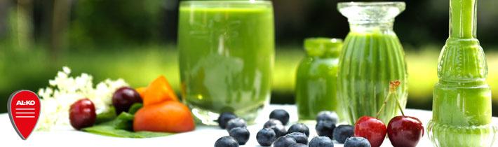 Зелені смузі – це здоровий тренд