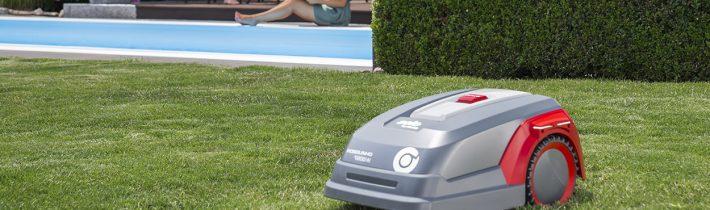 Роботы Robolinho® 500, 700 и 1200: идеальны для отличного ухода за вашим газоном