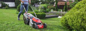 5 критеріїв для вибору колісної газонокосарки