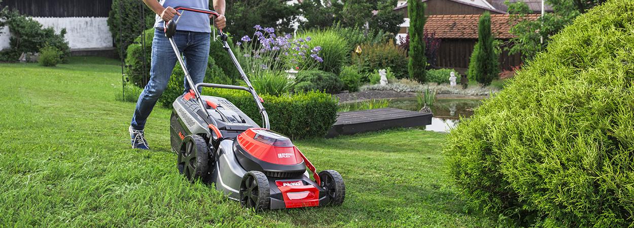 5 критериев для выбора колесной газонокосилки