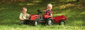 Уикэнд с AL-KO: чем увлечь ребенка в саду