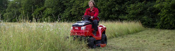 Тракторы и райдеры AL-KO: универсальные садовые авто для больших участков