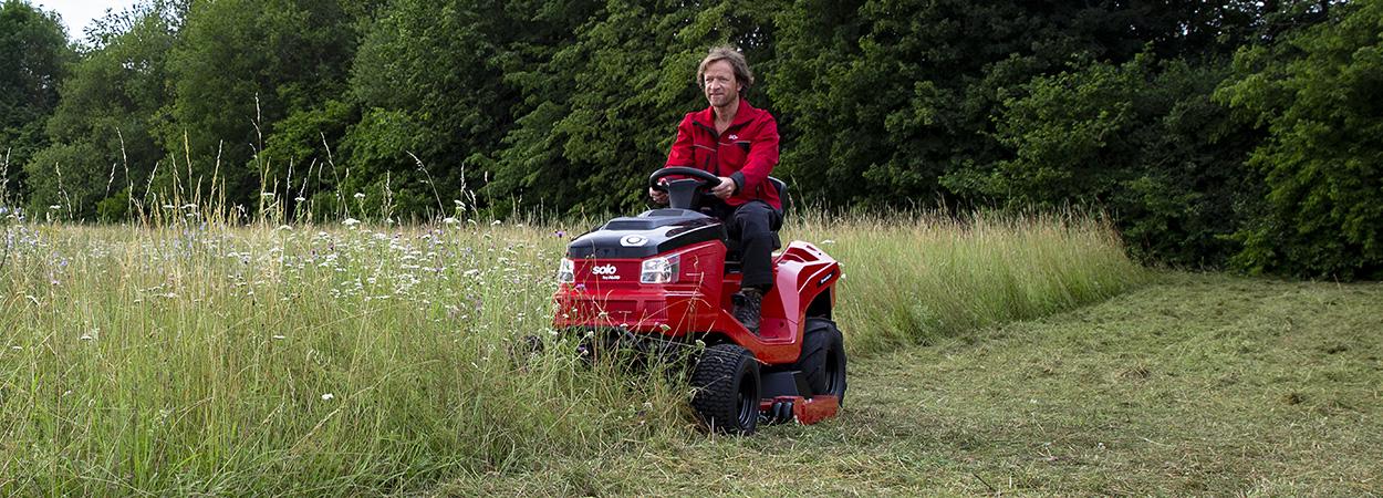 Трактори і райдери AL-KO: універсальні садові авто для великих ділянок