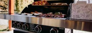 Газові грилі Masport: як зробити літню кухню для барбекю в саду