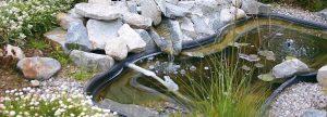 Ставок за вихідні: як зробити штучне водоймище з пластикової ємності