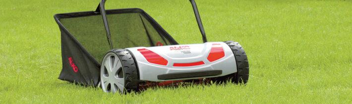 Благородная классика: шпиндельные газонокосилки AL-KO для ценителей полной автономности