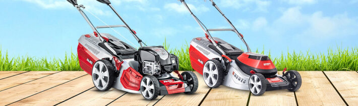 Советы для выбора: аккумуляторные, электрические или бензиновые газонокосилки