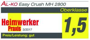 Електричний подрібнювач AL-KO Easy Crush LH 2800
