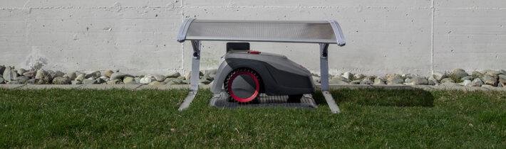 Велика родина: лінійка роботів-газонокосарок Robolinho® 100, 1100, 3100 і 4100