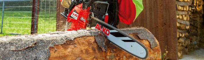 Мотопила AL-KO: рекомендации по безопасной работе с цепной пилой