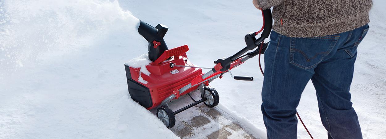 Снігоприбирачі AL-KO дозволять заощадити вільний час після снігопаду
