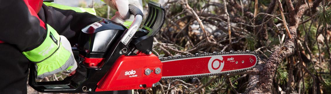 Полезные советы AL-KO: что нужно знать, чтобы срубить дерево