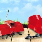 Багатофункціональні мотоблоки AL-KO: косарка, культиватор і плуг в одному пристрої