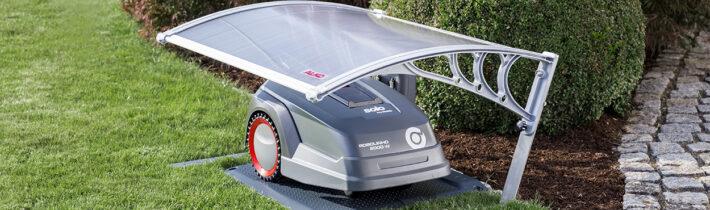 Роботы-газонокосилки Robolinho®: 6 автономных моделей для разных участков