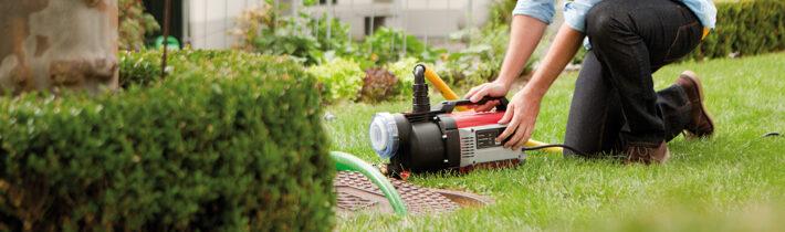 FAQ: 5 питань, як вибрати і купити садовий насос