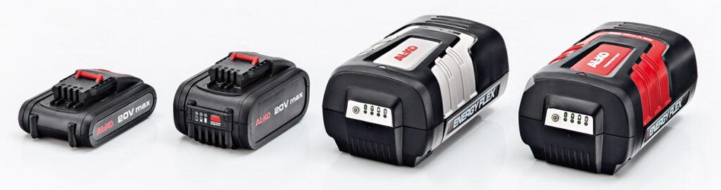Аккумуляторы Easy Flex и Energy Flex отличаются не только размером и емкостью, но и напряжением питания, а значит и объемом энергии.