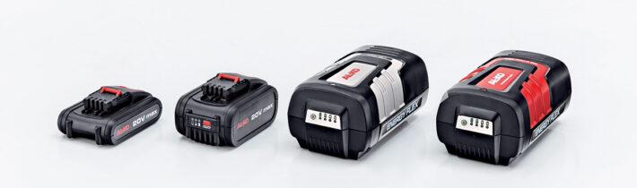 Акумуляторна технологія AL-KO: правила підзарядки і зберігання акумуляторів