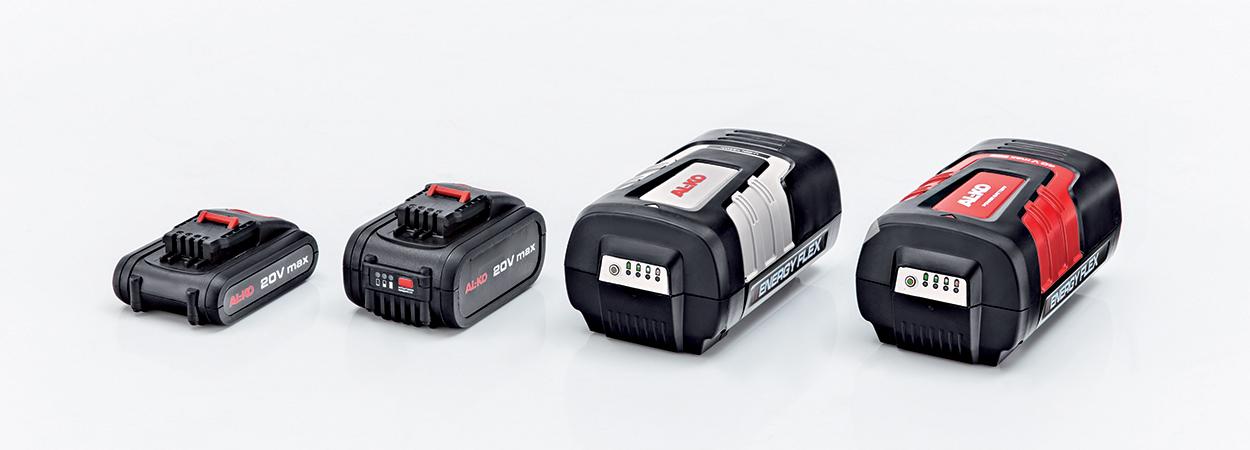 Аккумуляторная технология AL-KO: правила подзарядки и хранения аккумуляторов