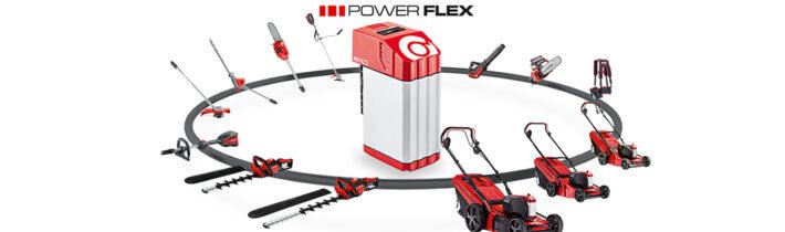 Серія Power Flex: професійний акумуляторний інструмент максимальної потужності